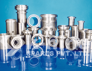 Cylinders is also called as the liner or sleeve or simply as Cylinder Liners